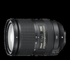 NIKON 18-300MM F/3.5-5.6G ED VR