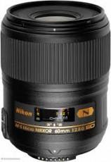 AF-S Micro Nikkor 60mm f2,8G ED