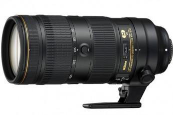 Nikon 70-200 f2,8E