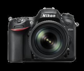 Nikon D7200 Kít (18-140 VR)