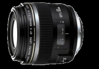 Canon S60mm f/2.8 macro USM
