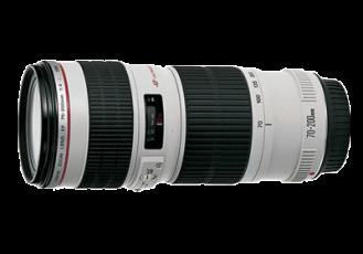 CANON 70-200mm f/4L USM