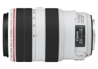 CANON 70-300mm f/4-5.6L IS USM