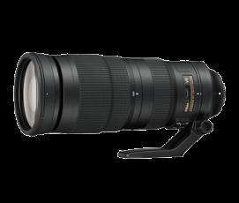 NIKON 200-500mm f/5.6E ED VR